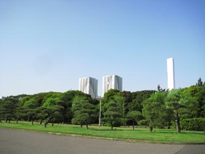 晴海埠頭公園